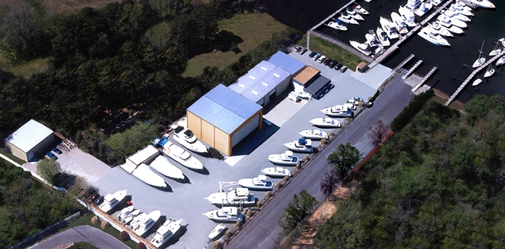 Make Our Bluewater Yacht Yards Your One Stop For Service and Refits