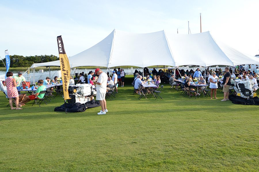 Join us at the Big Rock Blue Marlin Tournament and Pig Pickin'!