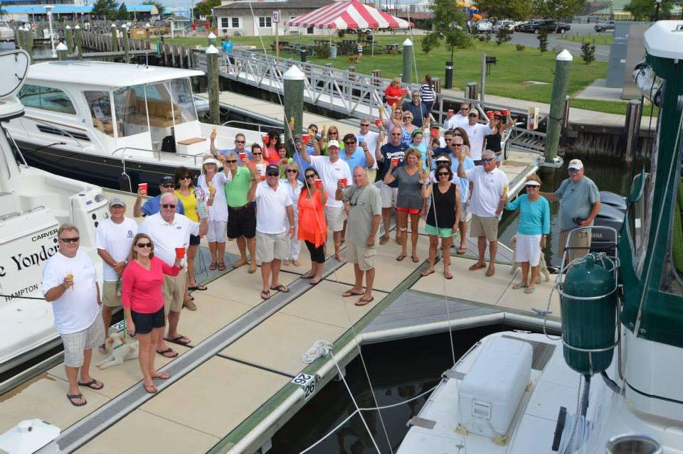 2014 Bluewater Summer Cruise