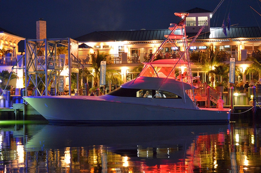 Our Viking 62C Lights Up the White Marlin Open