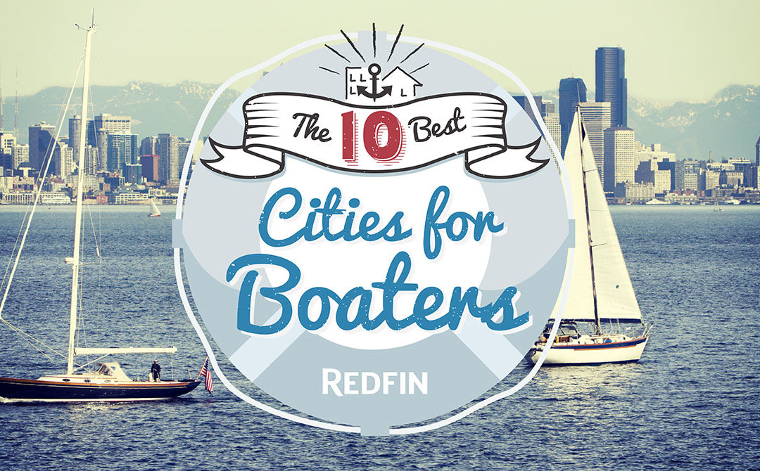 Virginia Beach & Annapolis Make The Top 10 Cities for Boaters List