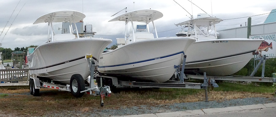 The Marine Market Recovery Also Shows an Increase in New Boat Sales