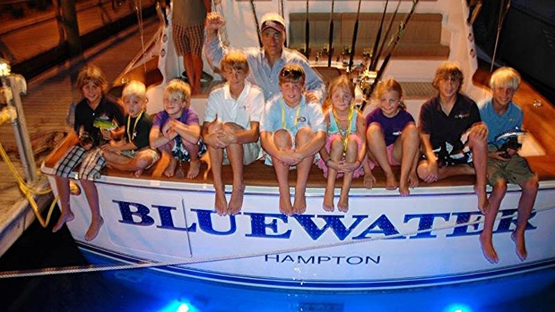 Flash Back to the 2008 Barta Boys & Girls Club Billfish Tournament