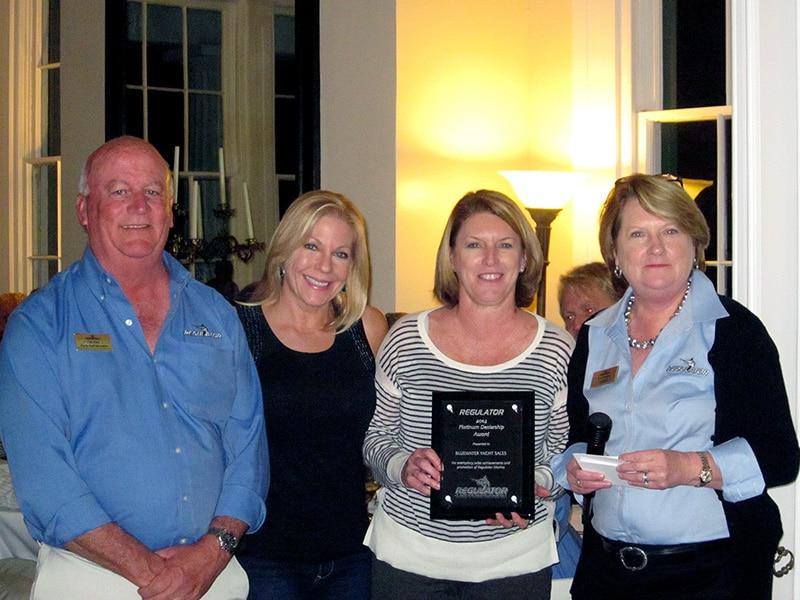 Regulator Platinum Award