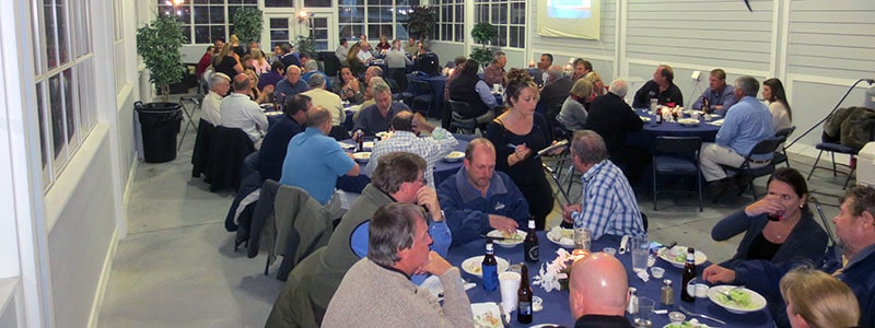 Annual Bluewater Sales Meeting and Awards Banquet