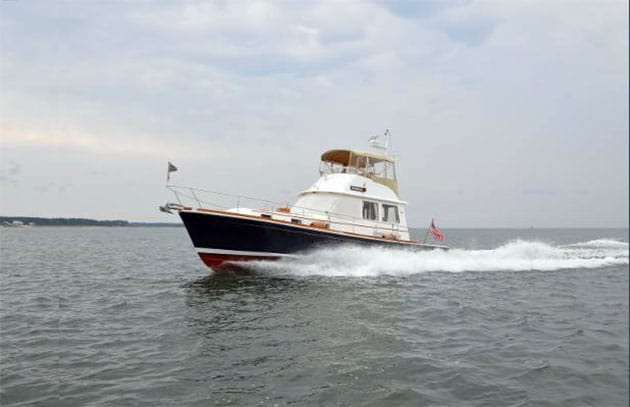 2003 Grand Banks 43 Flybridge