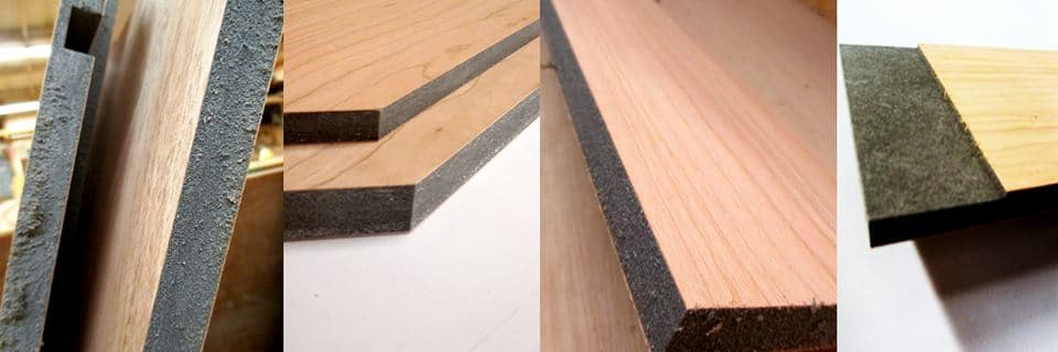 Composite Cabinetry Material