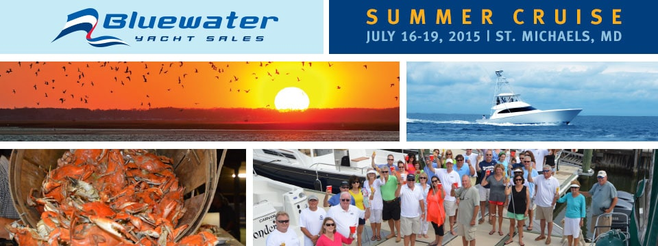 Join us in St. Michaels for our Summer Cruise