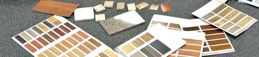 Custom Material Selection