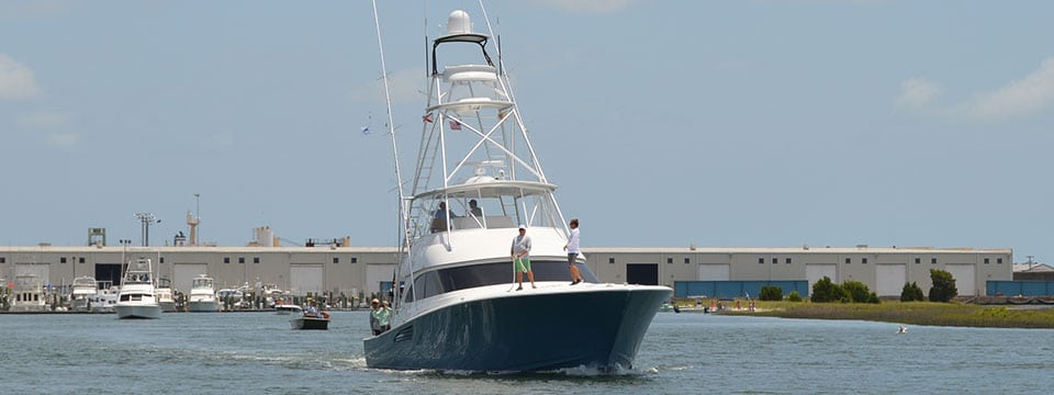 Several Bluewater Customers Win at the Big Rock Blue Marlin Tournament