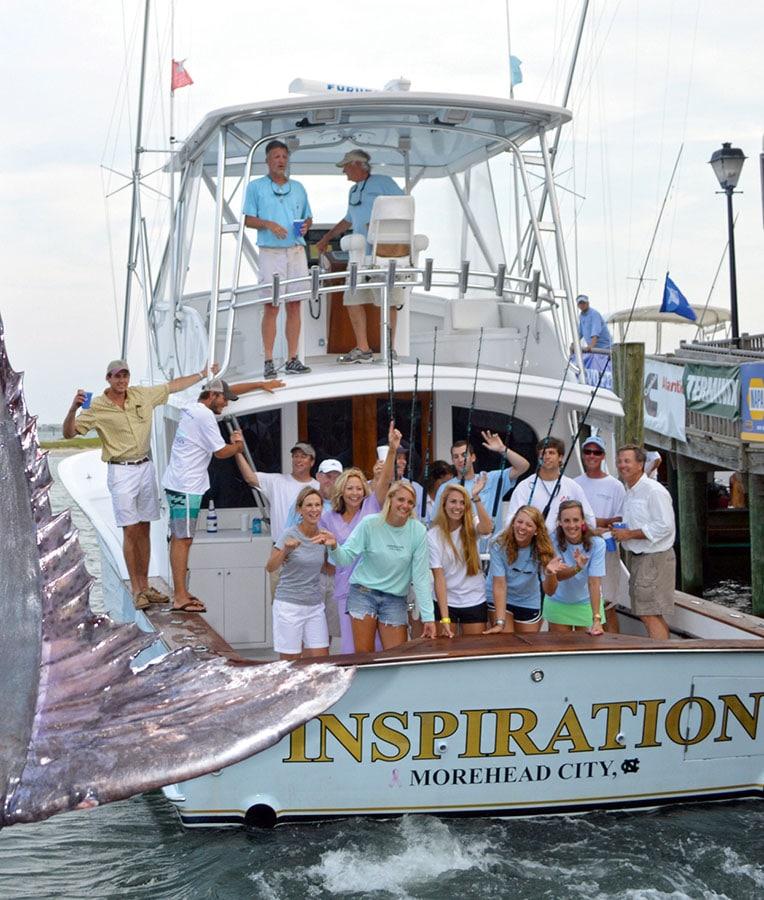 Jarrett Bay Inspiration
