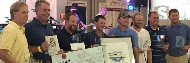 Sea I Sea and their Viking 66 Win the Pirate's Cove Billfish Tournament