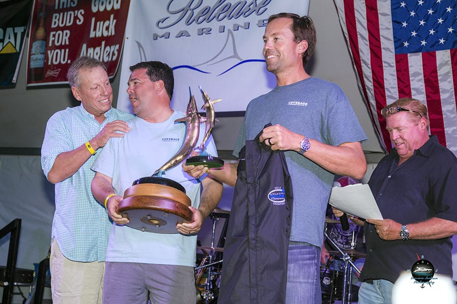 Team Coverage Wins the Atlantic Billfish Championship