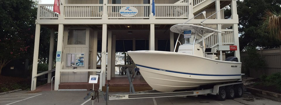 Bluewater Yacht Sales Relocates Office in Wrightsville Beach, NC