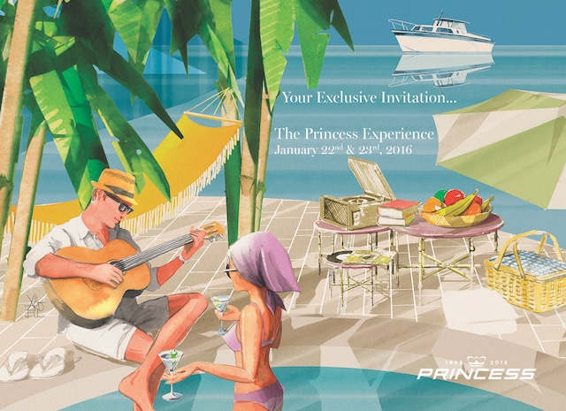 Check Out the Exclusive Invitation Only Princess Experience in South Florida