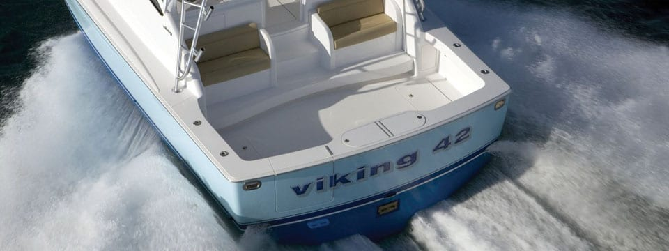 Viking 42 Proves to be a Capable Upgrade for Boats Big and Small