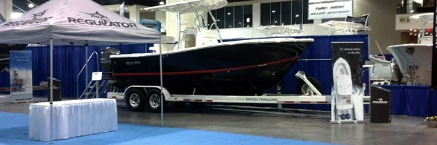 Raleigh Convention Center Boat Show Coming in February