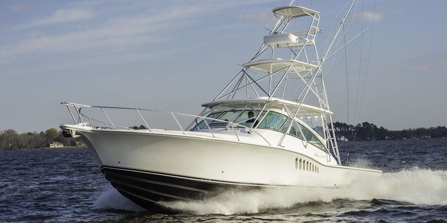 Bluewater Yacht Sales Now Exclusive Albemarle Dealer Throughout Mid-Atlantic