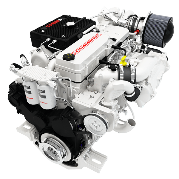 Cummins Marine Offers Extended Warranty on Sabre & Back Cove Models