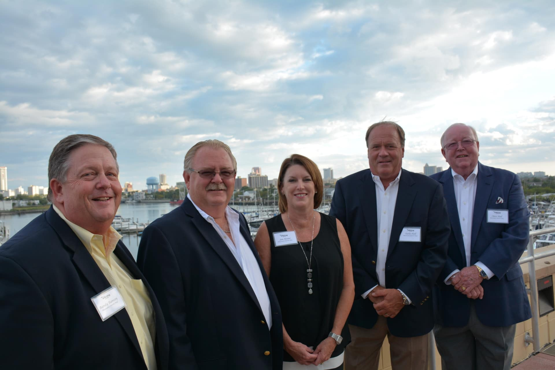 Bluewater partners with President Jan Boone