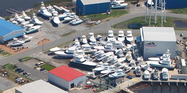Bluewater OBX Yacht Yard