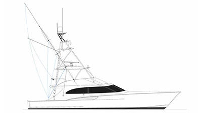 Jarrett Bay-64-Sportfisherman