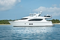 Five Keys - 80' Hatteras