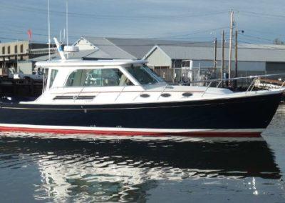 Skip's Boat - 38' Sabre