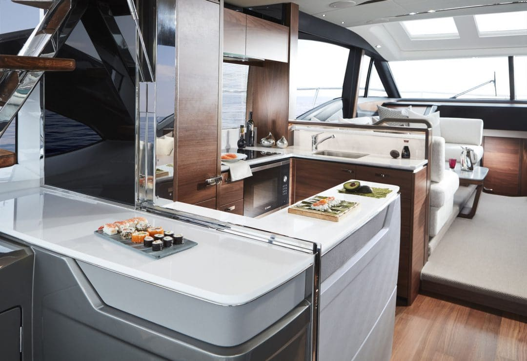 s60-interior-galley-american-walnut-satin
