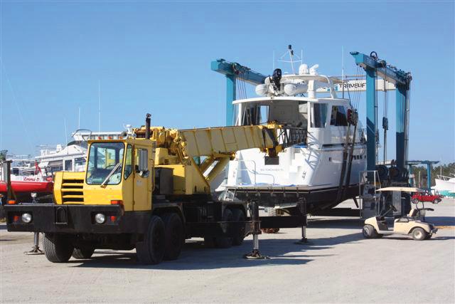 motoryacht repower