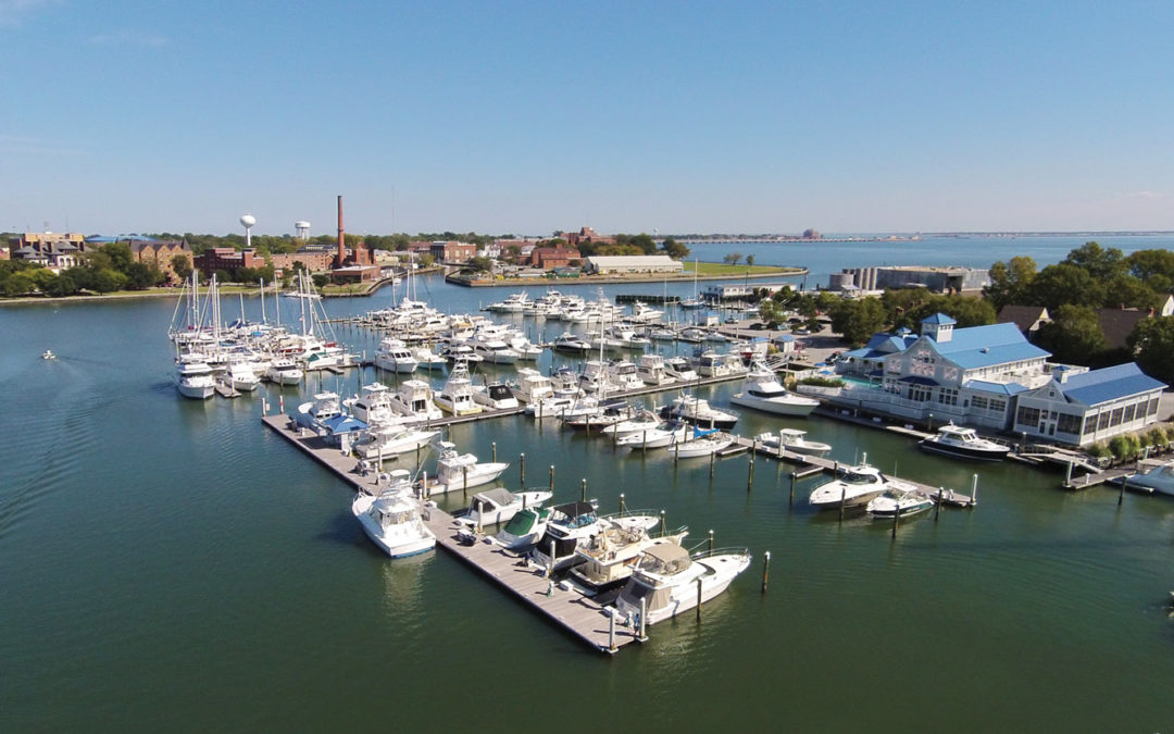 Over 75 Boats on Display at Hampton's NEW! Lower Bay Boat Show