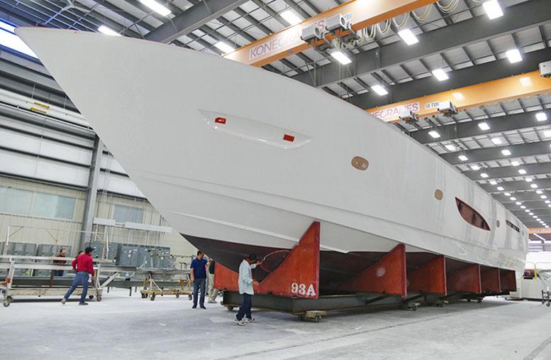 Viking 93 Motoryacht Puts the Market on Notice