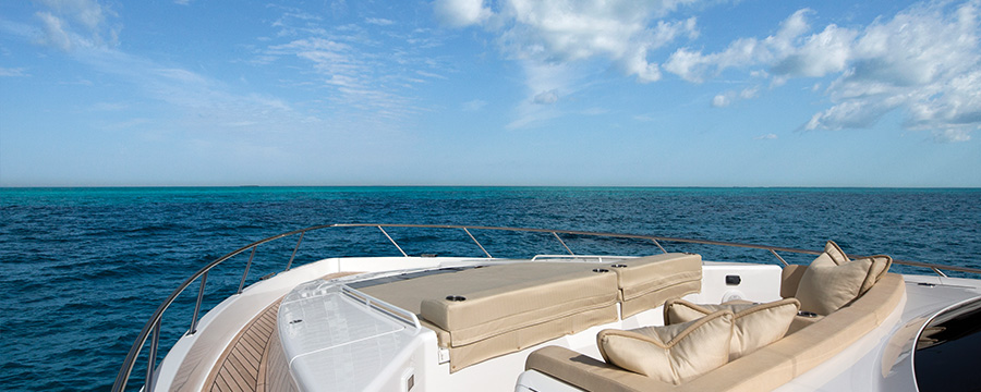 Viking Yachts Reinvisions the Motoryacht Horizon