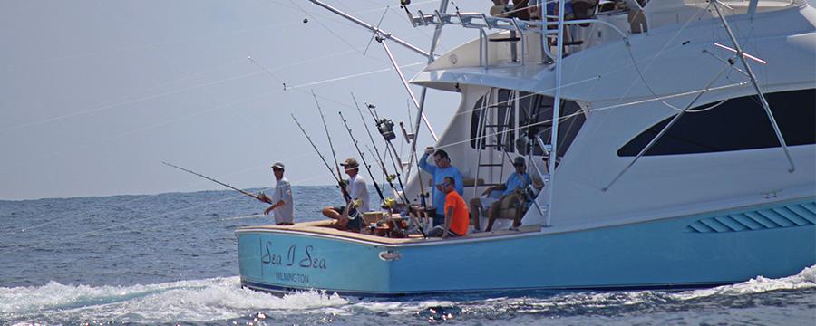 Sea I Sea Shakes Down their new Viking 72