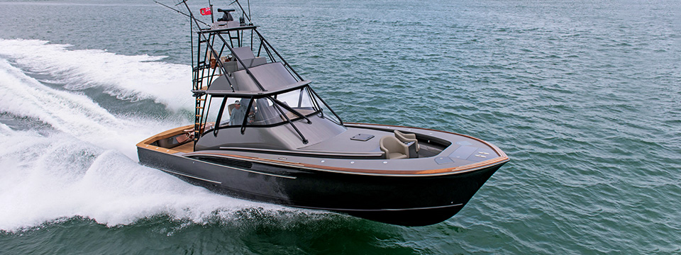 "Grander Demonstrates ""Truly Custom"" Boat Building"