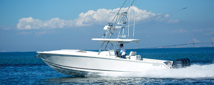 Jupiter Marine Offers Impressive Options & Quality