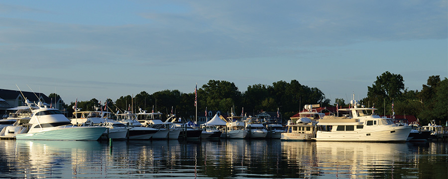 Bluewater's Annual Summer Cruise in St. Michaels