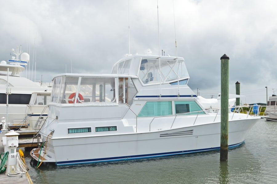 Daileys Viking motoryacht