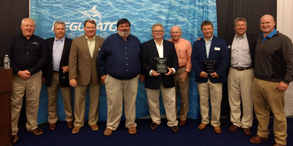 Platinum Dealership Award