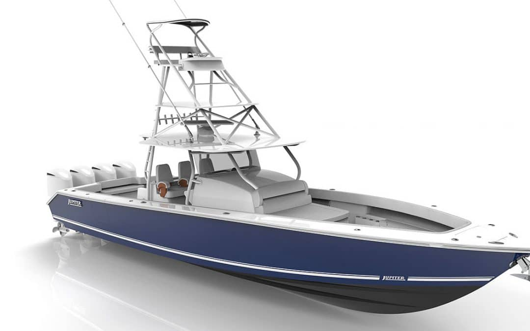 Experience the All-New Jupiter 43 SF