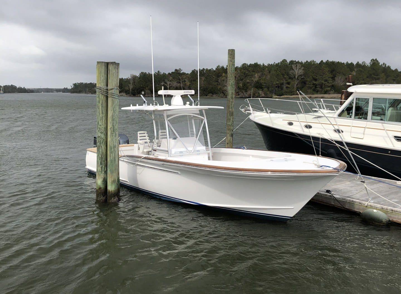 Jarret Bay 32 in Beaufort, NC