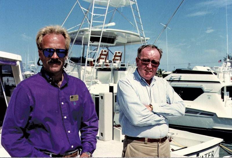 Earle and Chris Hall