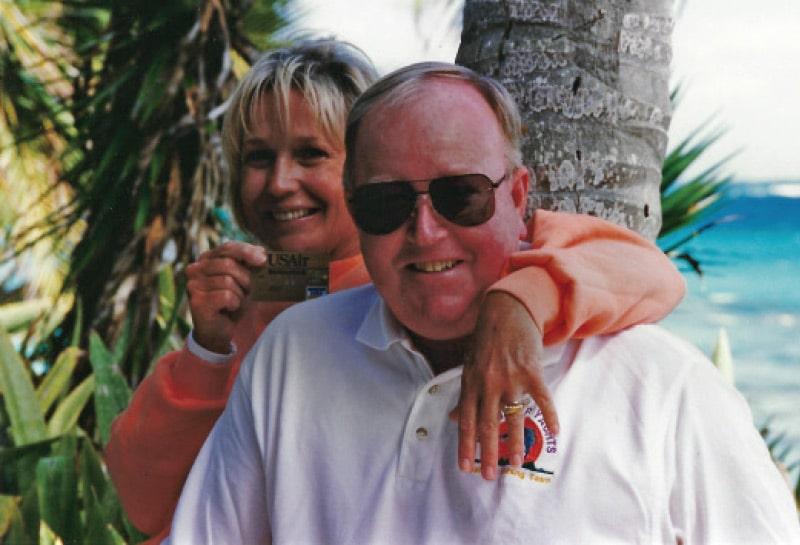 Chris and Judy Hall