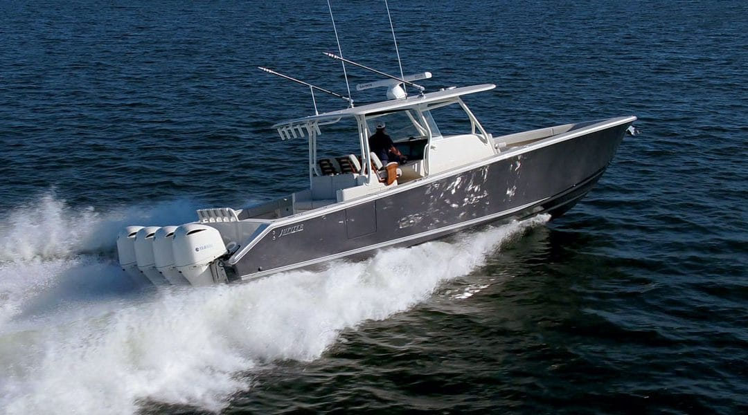 First Impressions of the Jupiter 43 SF