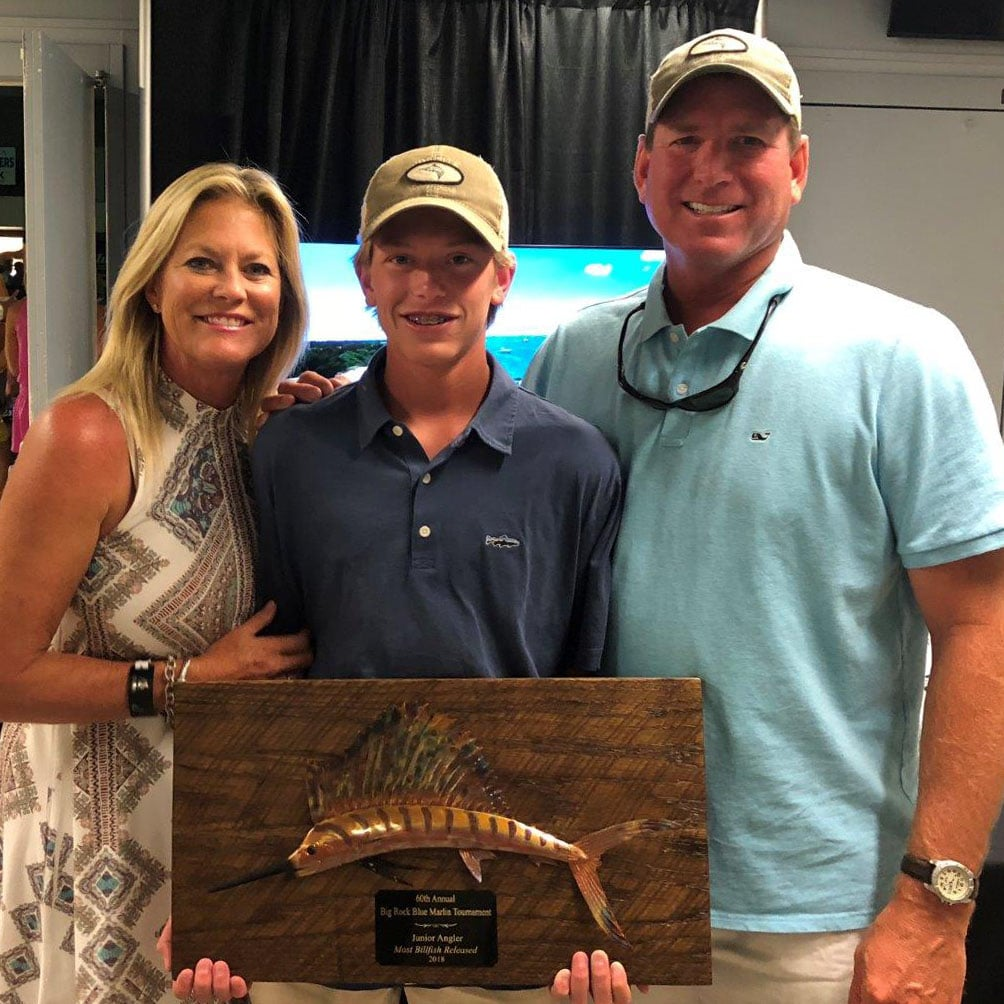 2018 Big Rock top Jr Angler