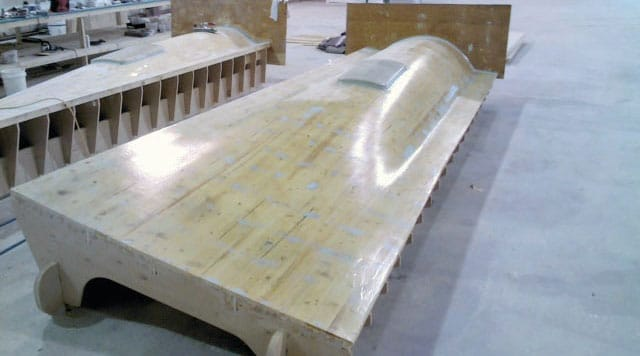 tunnel molds