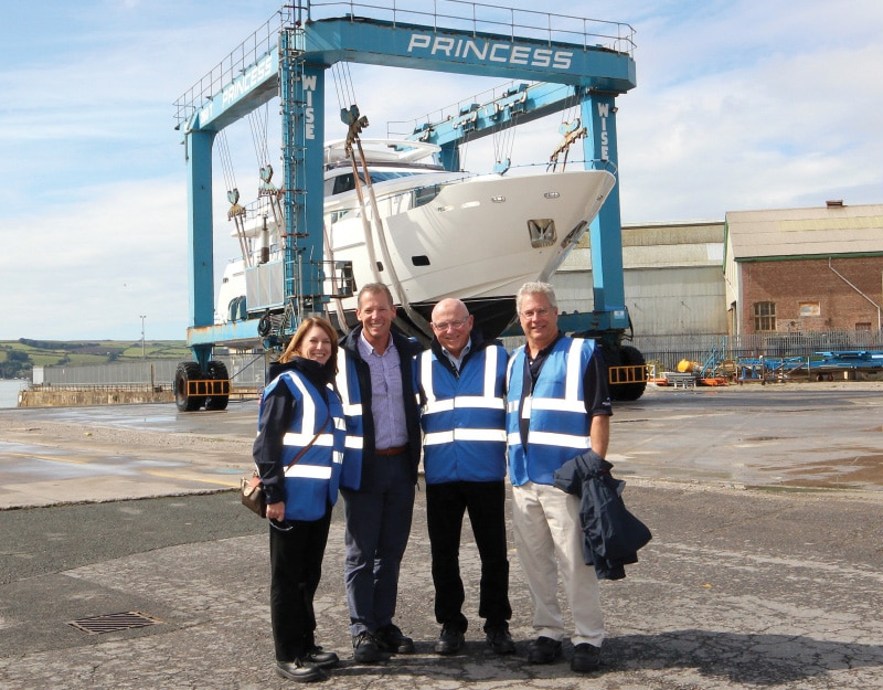Princess-Yachts-Facility-Tour