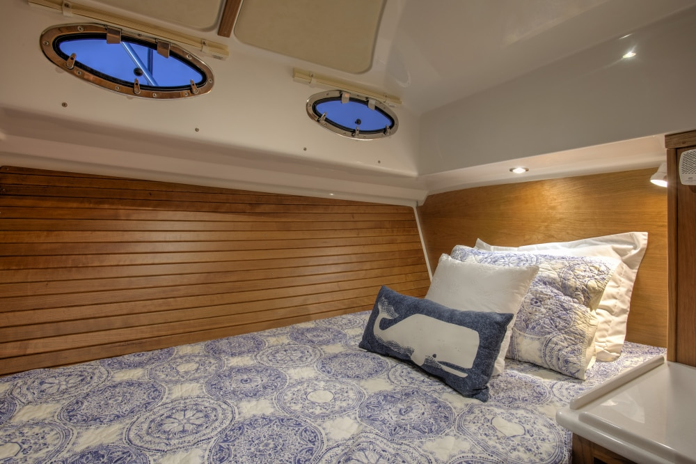 Back Cove 372 Guest Stateroom