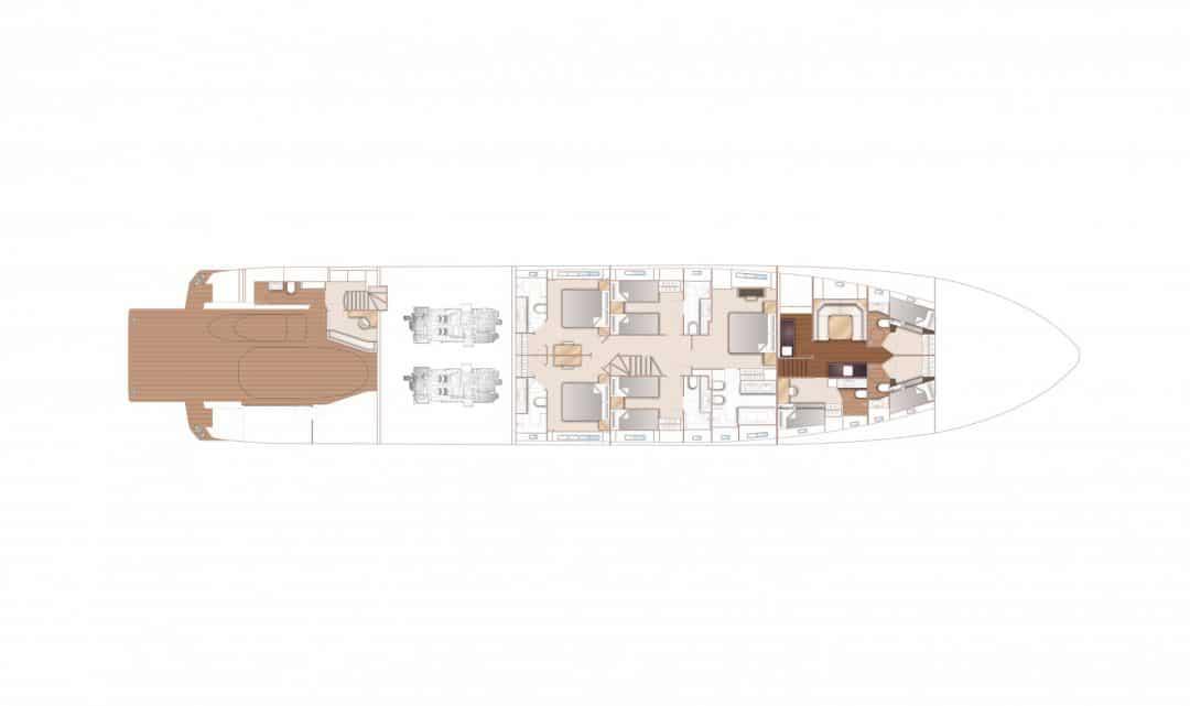 40m-layout-lower-deck-5-cabin