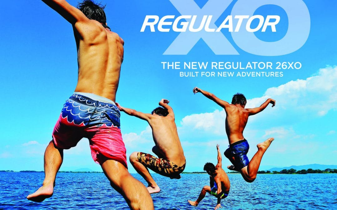 Introducing the Regulator 26XO